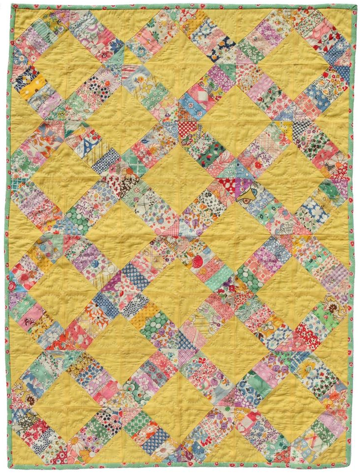 Traditional 1930 Quilt
