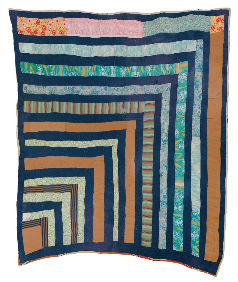 Traditional Gees Bend Quilt