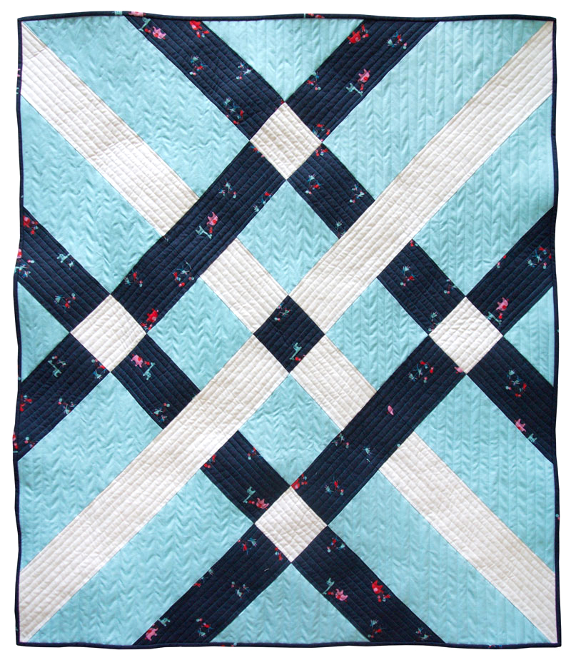 Modern Quilt Patterns Free Download : 5 Free Modern Quilt Block Patterns - Suzy Quilts
