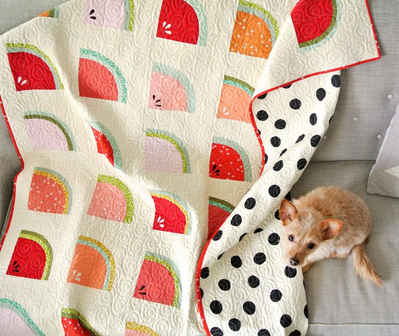 Mod-Melons-Quilt-Pattern
