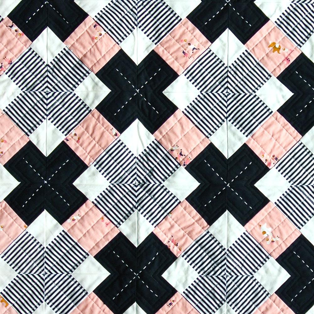 Kris Kross Quilt Pattern Download Suzy Quilts