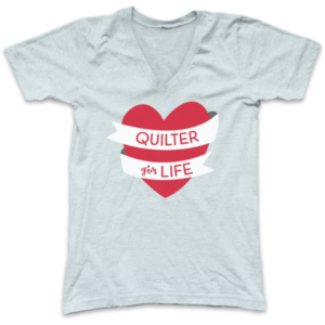 Quilter For Life Shirt