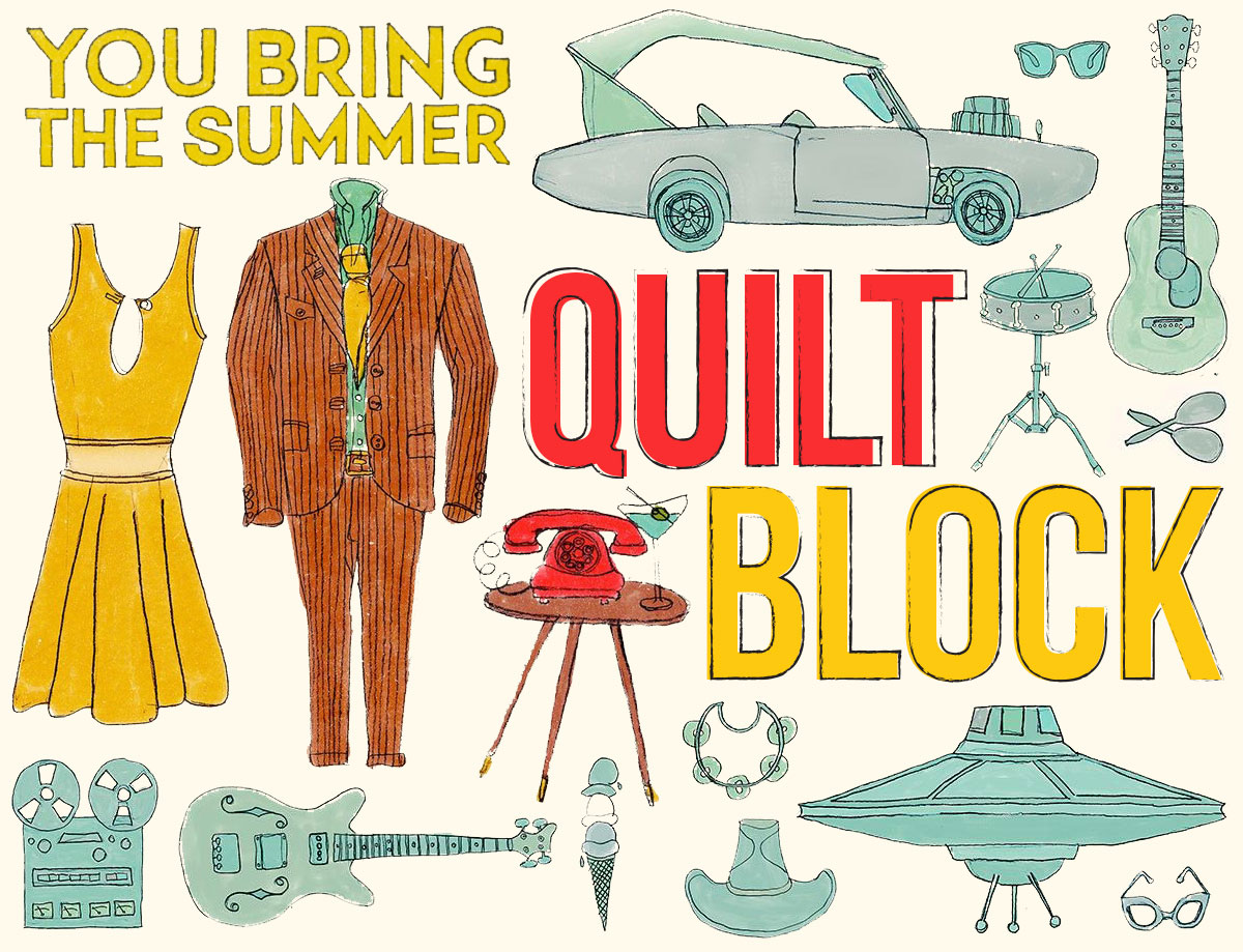 You-Bring-The-Summer-Quilt-Block