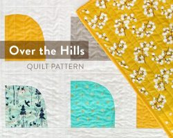 Over The Hills Quilt Pattern