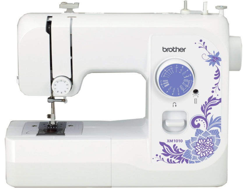 buying a sewing machine for the time