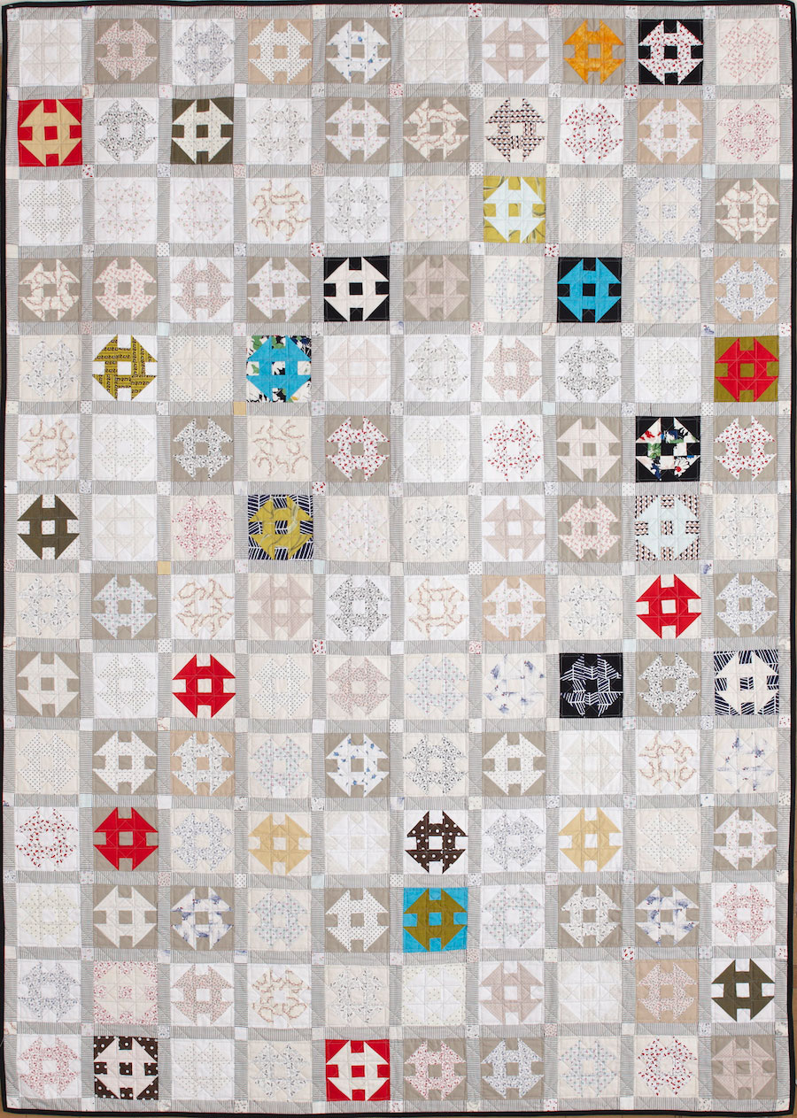 The Churn Dash Quilt Will Remind You Why You Love Quilting
