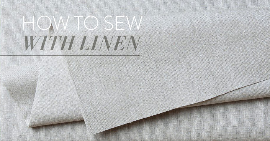 how-to-sew-linen