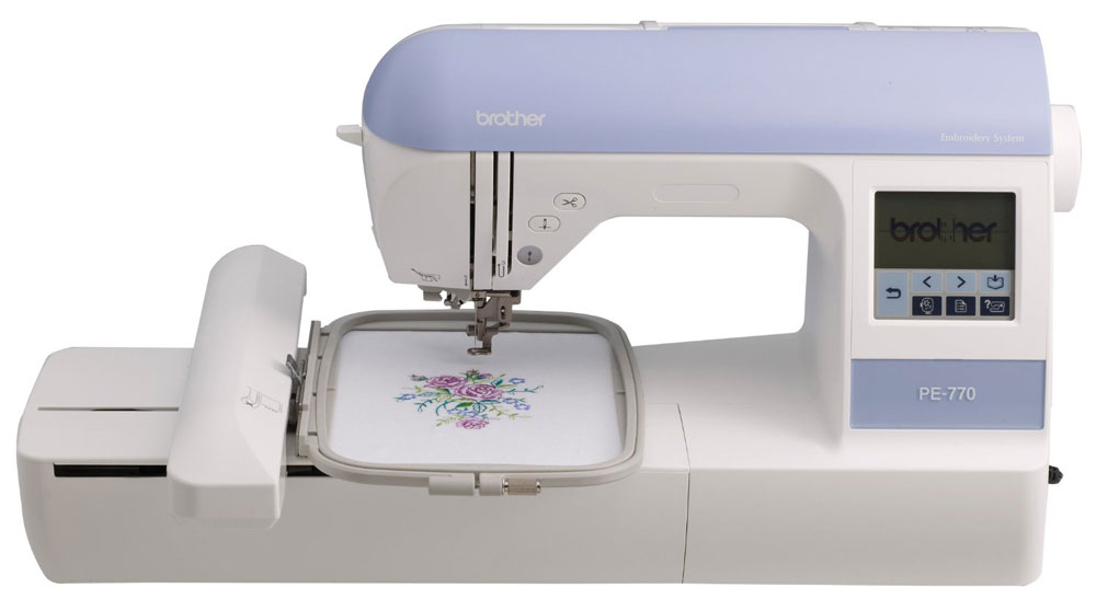 Brother-Embroidery-Machine