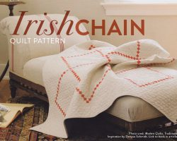 The Irish Chain Quilt Pattern: A Quilty Mystery