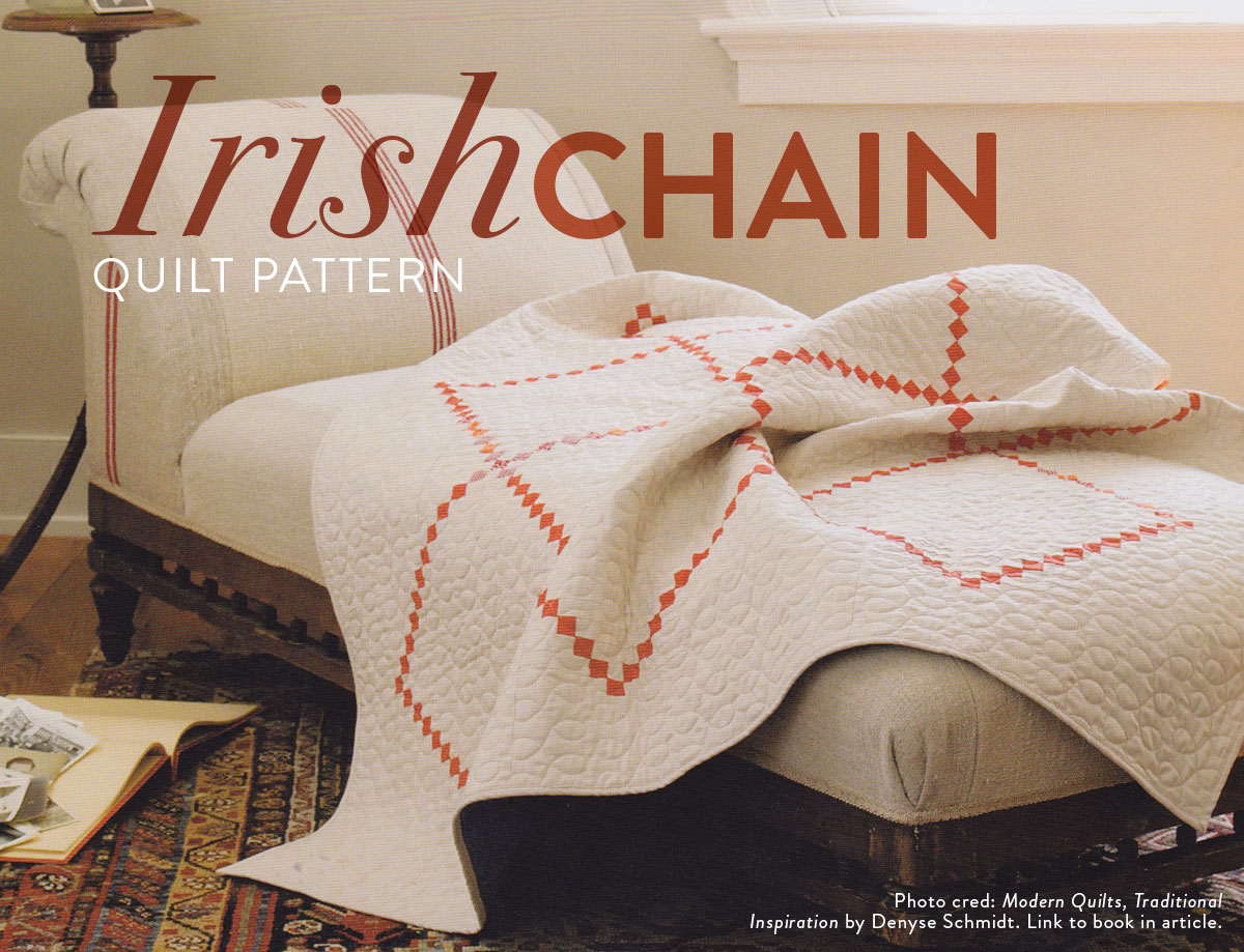 Irish-Chain-Quilt-Pattern