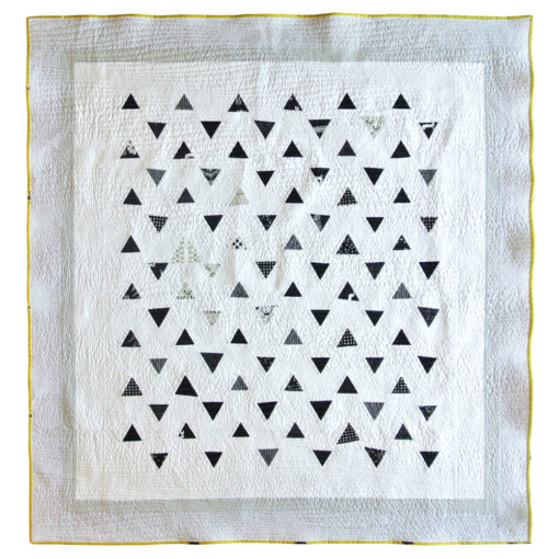 Minimal-Triangles-Quilt-Pattern-PDF-Download