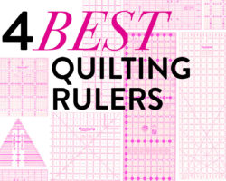 The 4 Best Quilting Rulers
