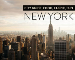 New York Fabric: Do This, Not That!