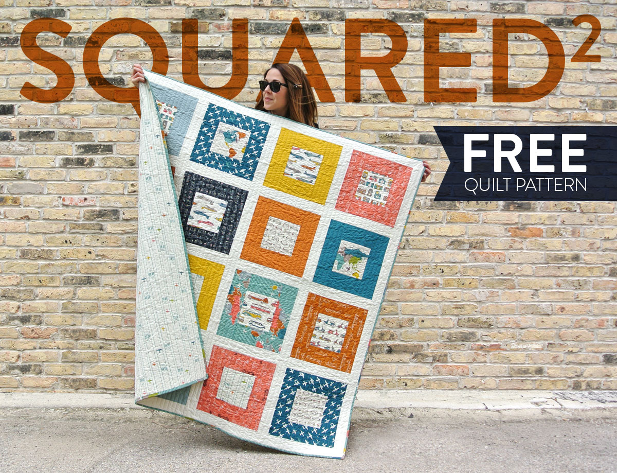 Free-Squared-Quilt-Pattern