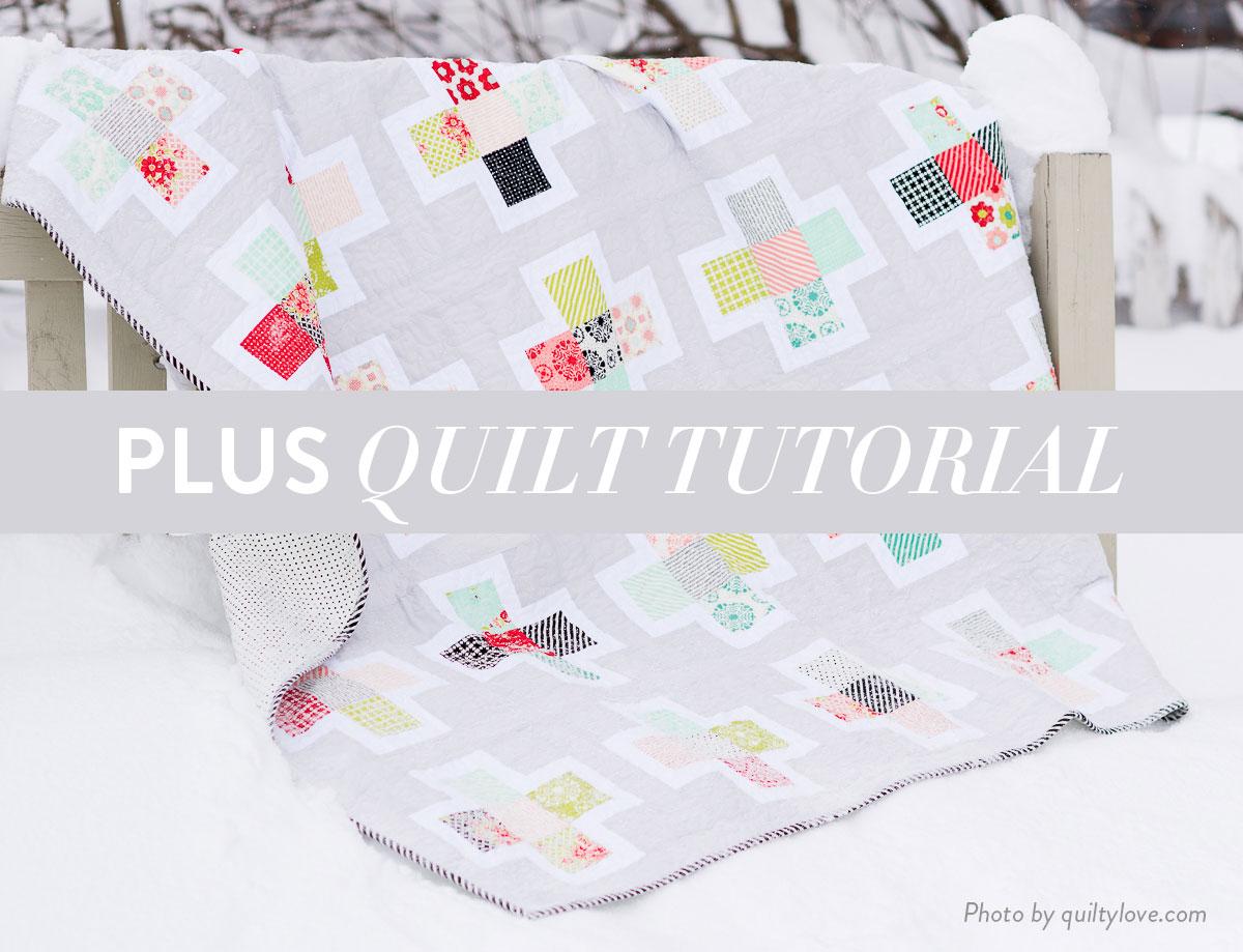 Plus_Quilt_Tutorial