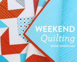 Simple Designs: Weekend Quilting Book Tour