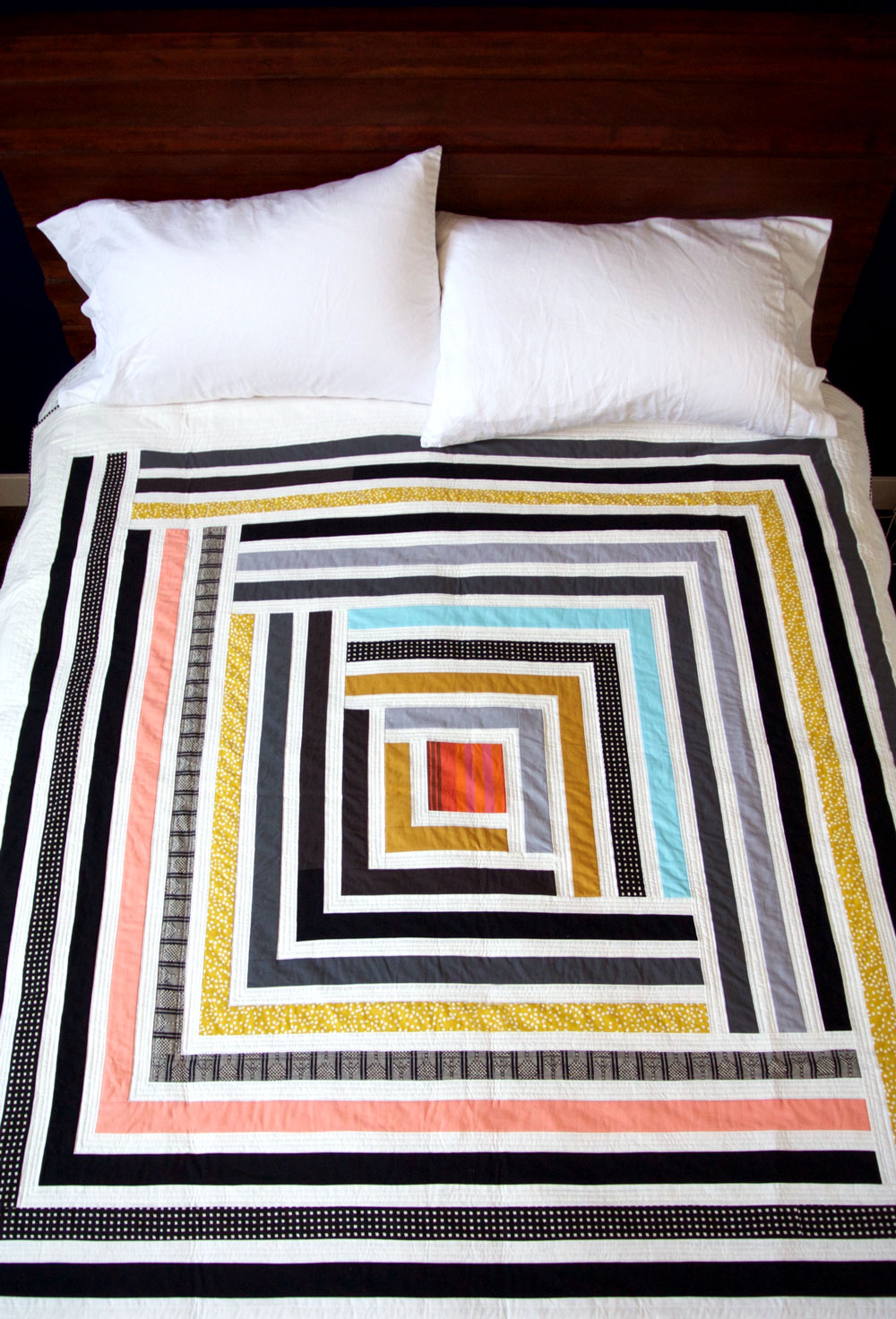 how to safely clean stains from a quilt
