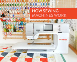 How Sewing Machines Work (hint: it's not magical gnomes)