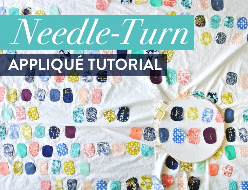 Needle-Turn-Applique-Tutorial