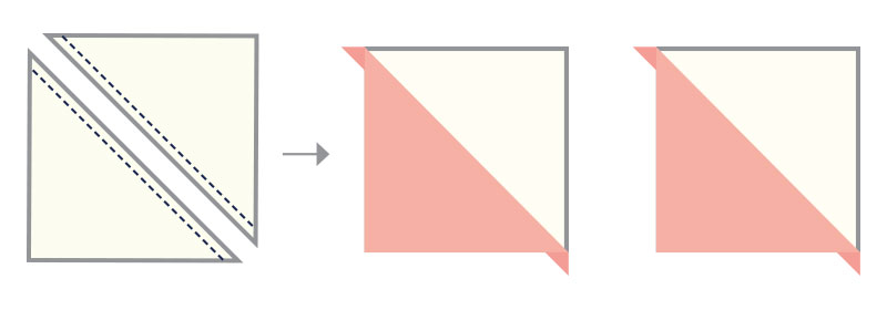 Half Square Triangle Tutorial