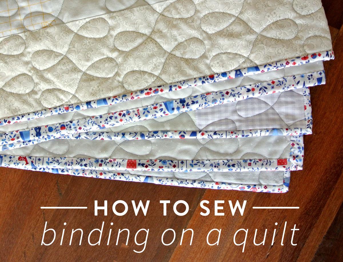 How-To-Sew-Binding