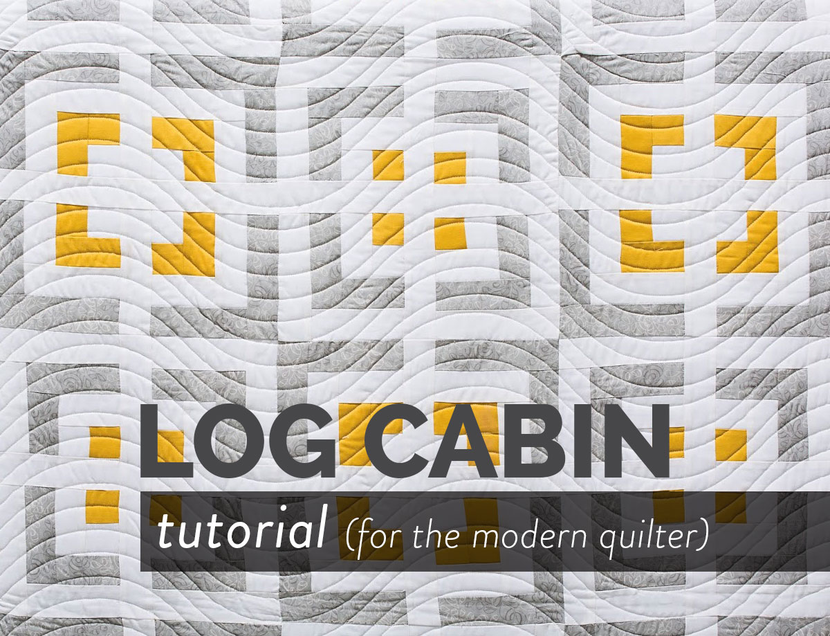 Log-Cabin-Quilt-Pattern