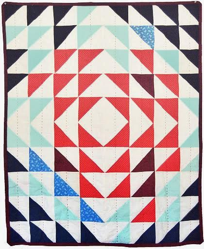 Included in this post is a video demonstration, HST conversion chart to give you the math to make all block sizes, and sewing techniques to sew 2, 4 or 8 half square triangles at a time | Suzy Quilts - https://suzyquilts.com/half-square-triangles-tutorial
