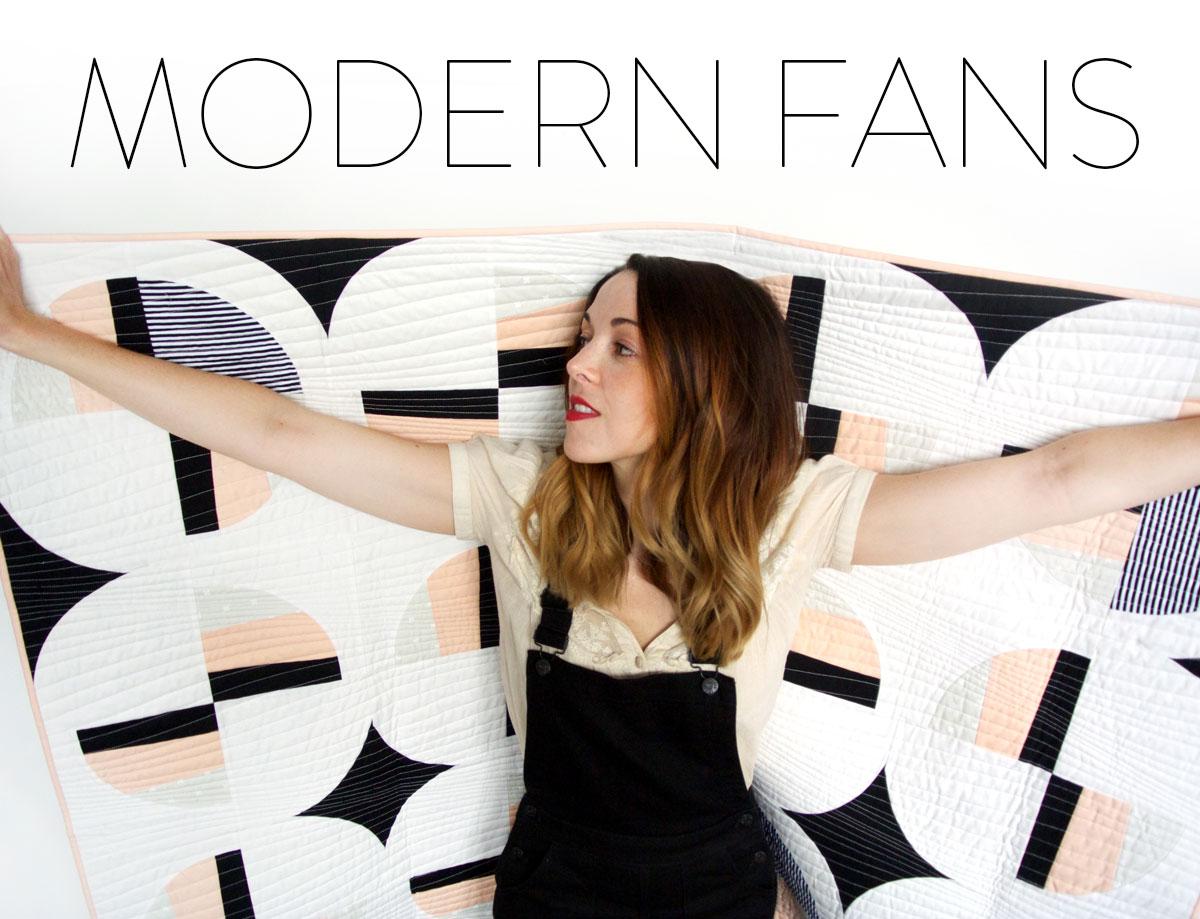 Modern-Fans-Quilt