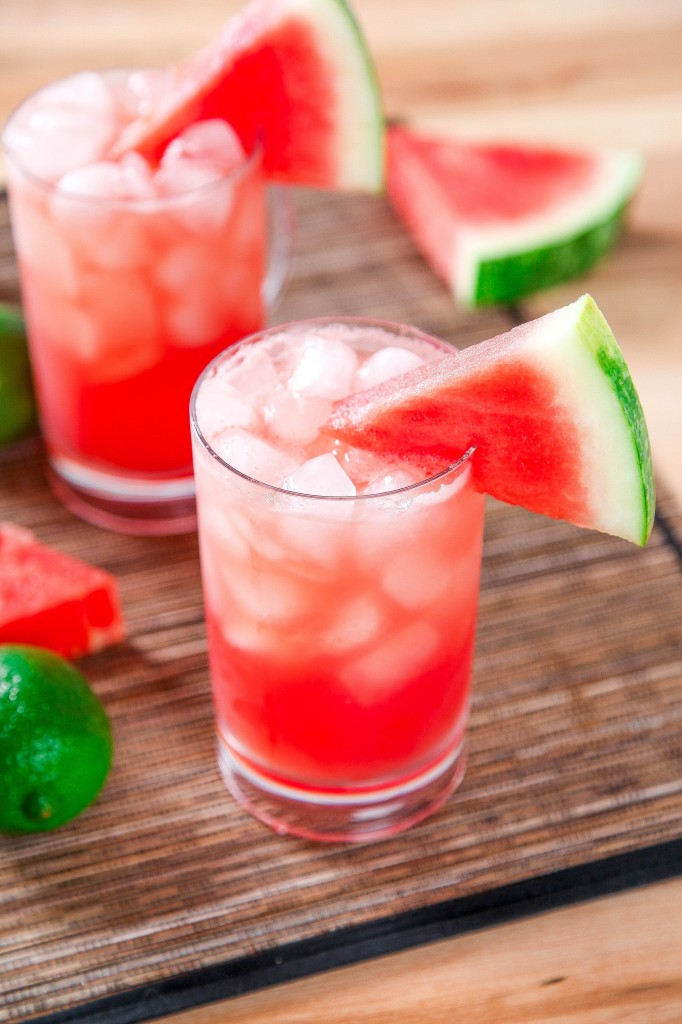 Watermelon-Cocktail