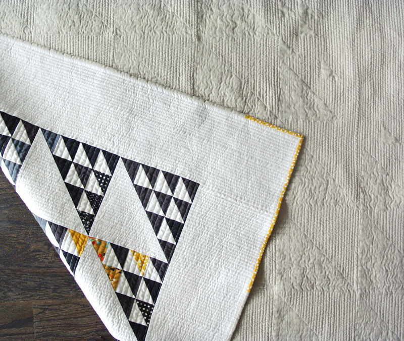 how to machine quilt for beginners