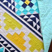 Aztec-Quilt pattern