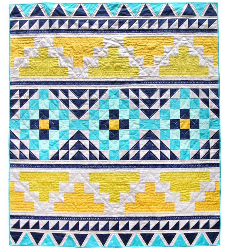 Mayan-Mosaic-Quilt