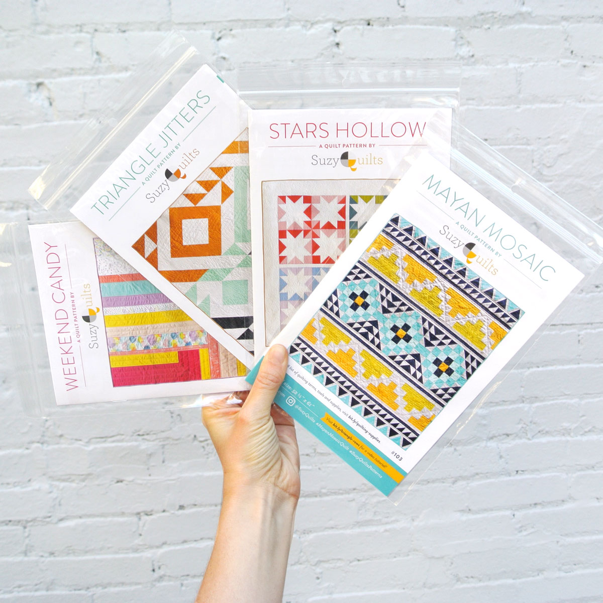 Suzy Quilts Wholesale Patterns