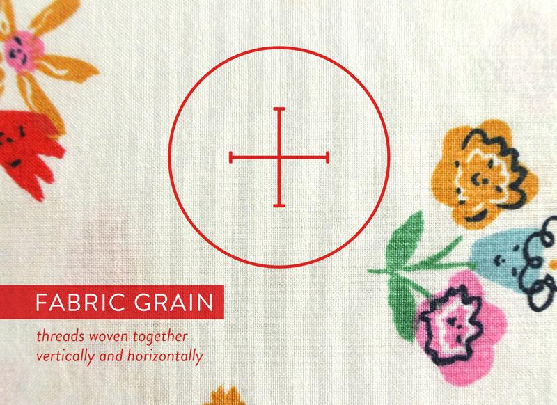 fabric-grain