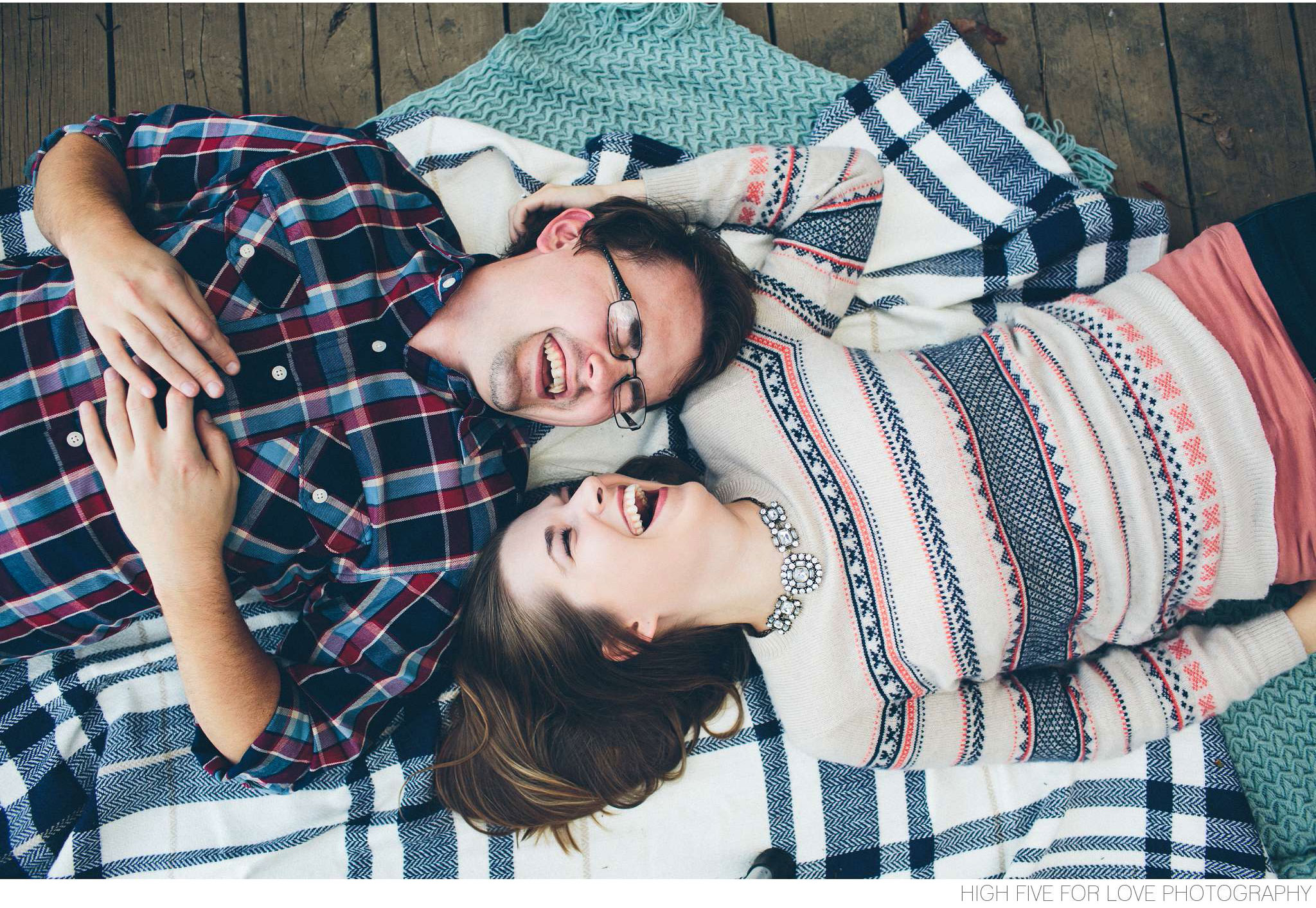 couple-on-flannel-blanket