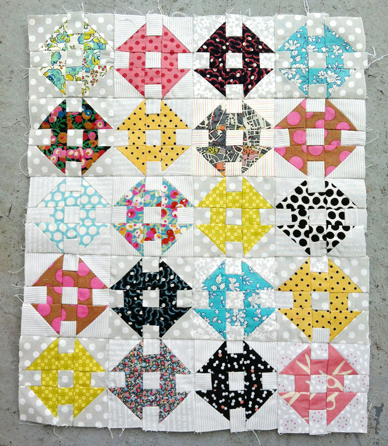 The Churn Dash Quilt Will Remind You Why You Love Quilting - Suzy ... : churn dash quilt block - Adamdwight.com