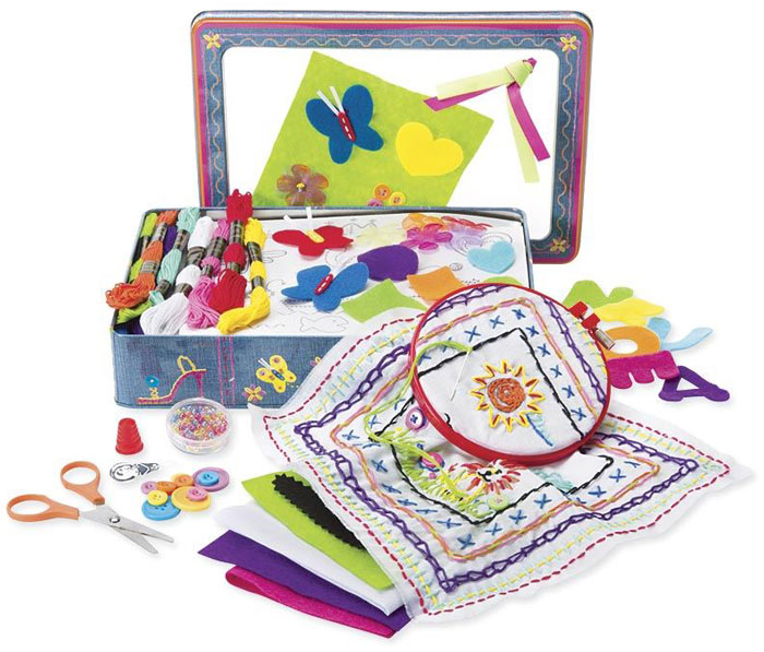 children-embroidery-kit