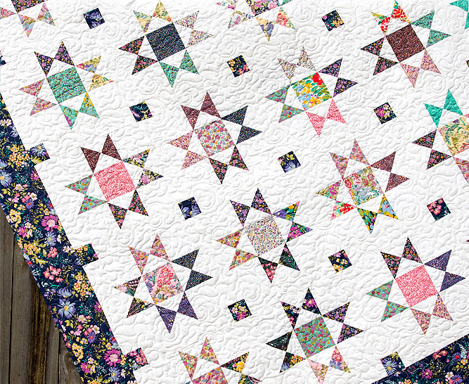 Everything You Need To Know About The Ohio Star Quilt Pattern Suzy