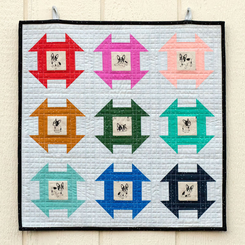 The Churn Dash Quilt Will Remind You Why You Love Quilting - Suzy ... : churn dash quilt block pattern - Adamdwight.com