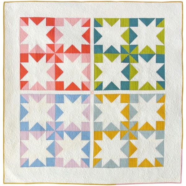 Stars Hollow Quilt Pattern Download Suzy Quilts