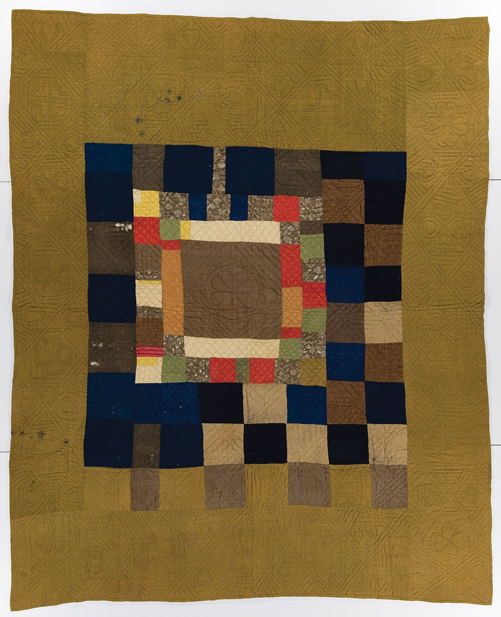 Patchwork-Wool-Quilt