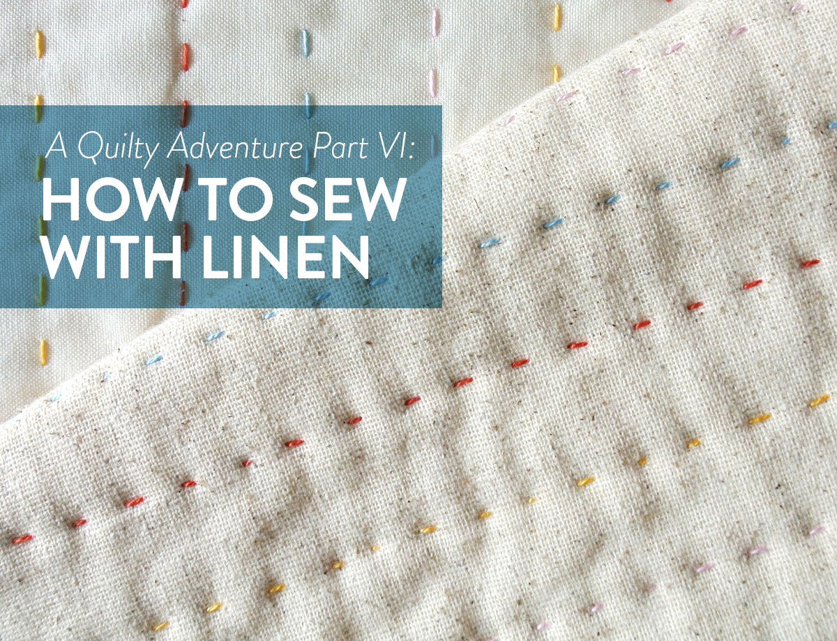 double gauze hand quilted hand dyed Baby quilt