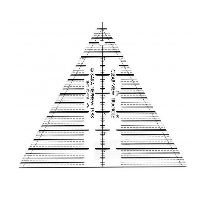 60-degree-Triangle-Ruler