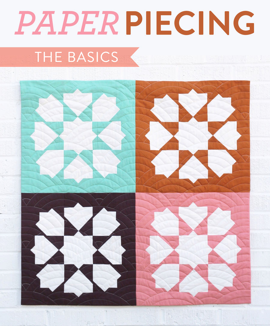Foundation-Paper-Piecing-Basics