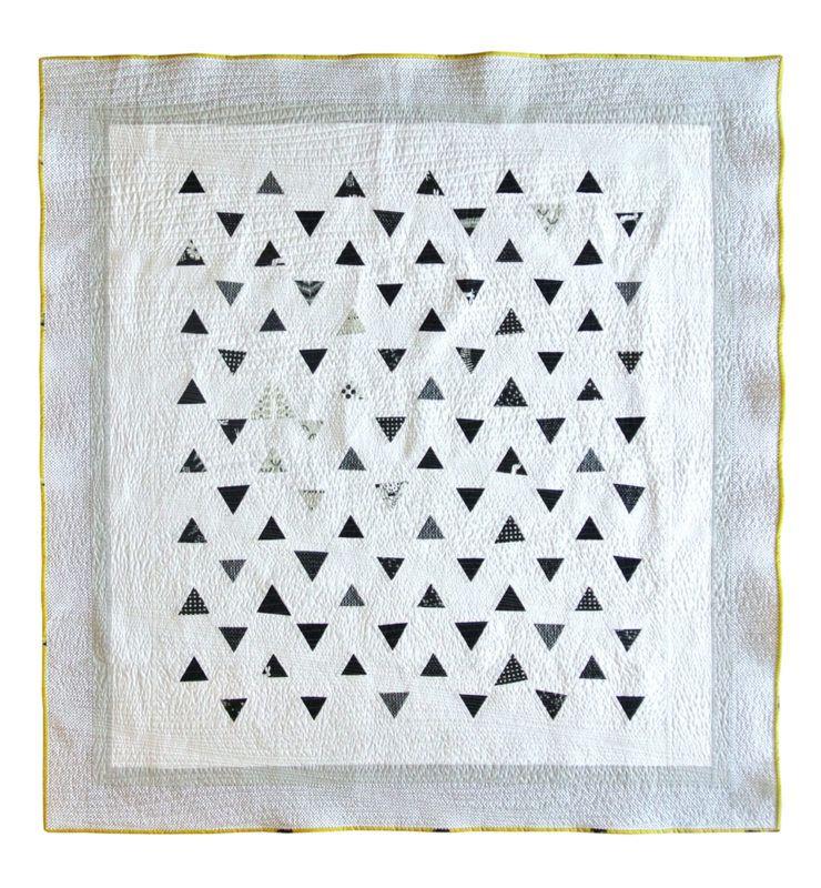 Minimal-Triangles-Quilt-Pattern-PDF-Download