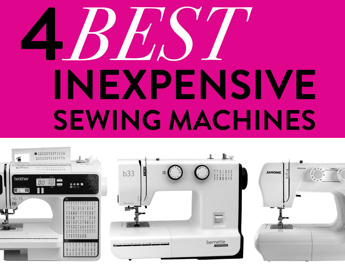 Best-Inexpensive-Sewing-Machines
