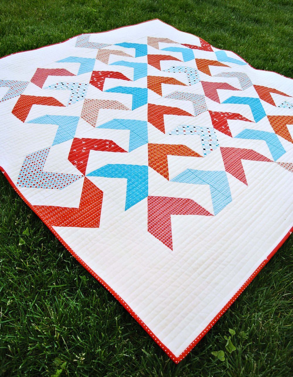 Flying-Geese-Quilt