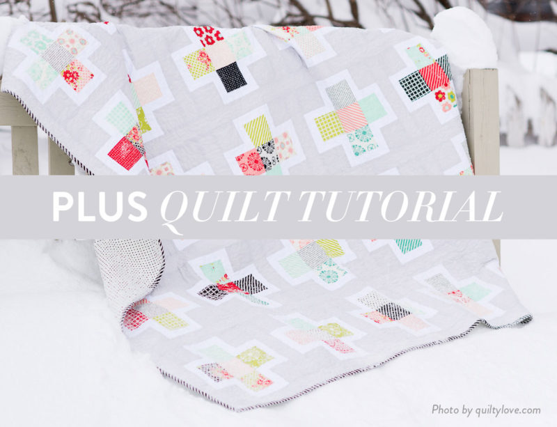 Plus_Quilt_Tutorial