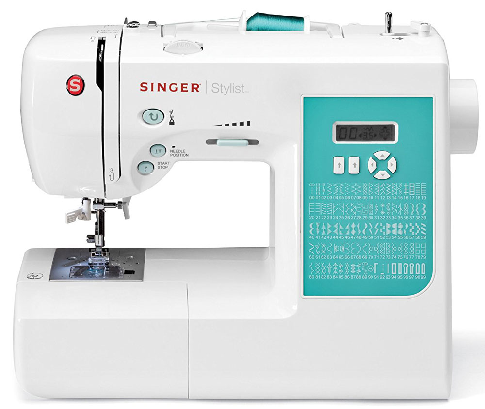The 5 Best Portable Sewing Machines - Suzy Quilts