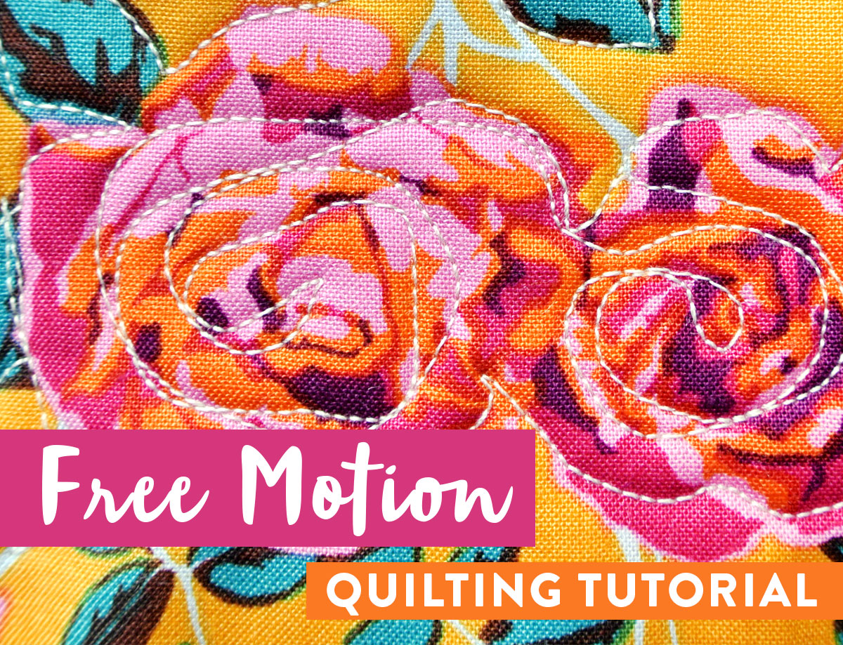 Free-Motion-Quilting-Tutorial